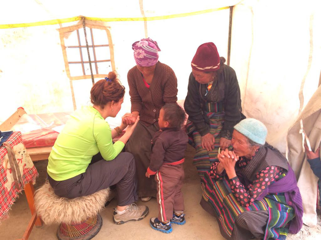 The Wu Project second Mission in Kathmandu, NEPAL 2015