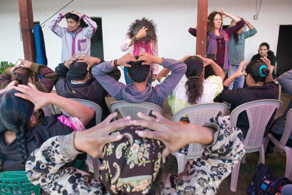 The Wu Project first Mission in Santa Cruz del Quiché, Guatemala 2015