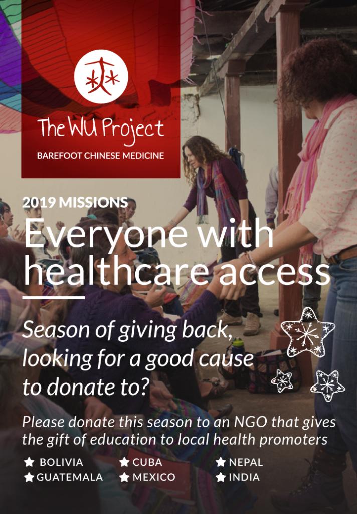 Season of giving back, looking for a good cause to donate to? Help @thewuproject help others!