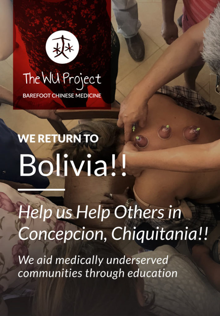 The Wu Project returns to Bolivia! June 12th to 22nd 2019