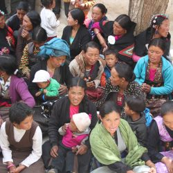 The Wu Project second Mission in Upper Mustang, Kathmandu, NEPAL 2014