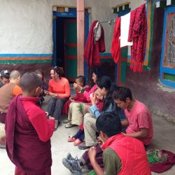 The Wu Project second Mission in Kathmandu, NEPAL​ 2015